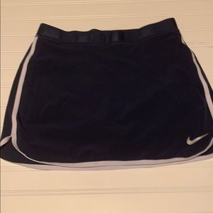 Nike Dry-Fit Blue Golf Shorts Sz Small